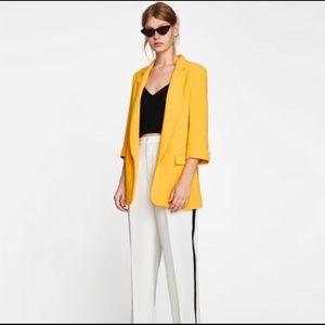 ZARA. NWT Blazer Size 26/S